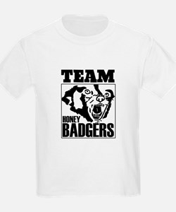 Team Honey Badgers T-Shirt