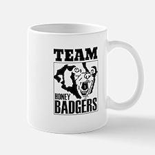 Team Honey Badgers Mug