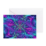 Magnetic Blues Cards