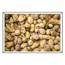 Sprouting potatoes - Banner