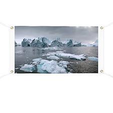 Icebergs - Banner