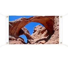 Sandstone arches - Banner