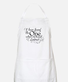 Song of Solomon Apron