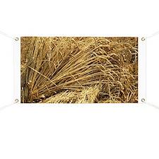 Wheat sheaves - Banner