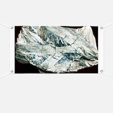 Tremolite crystals - Banner