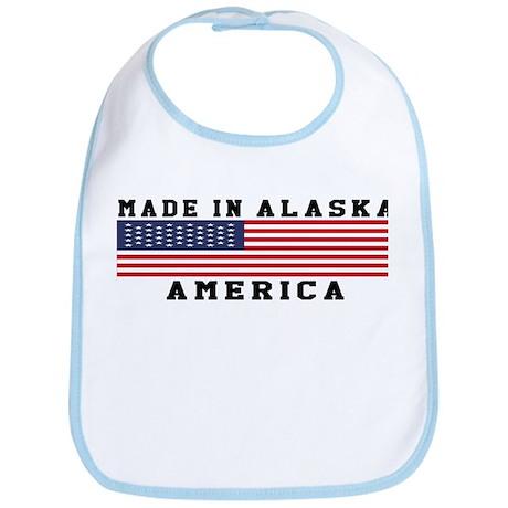 Made In Alaska Bib