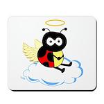 Angel Ladybug Mousepad
