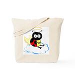 Angel Ladybug Tote Bag