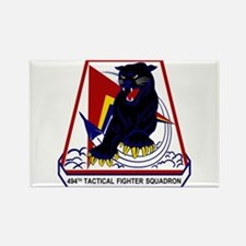 494th TFS Rectangle Magnet