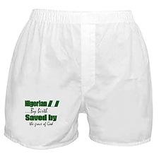 Nigerian by birth Boxer Shorts