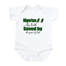 Nigerian by birth Infant Creeper