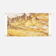 Desert features - Banner