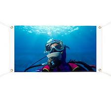 Diver communication system - Banner