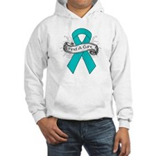 Gynecologic Cancer Find A Cure Hoodie