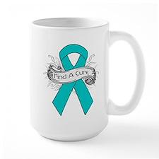 Gynecologic Cancer Find A Cure Mug