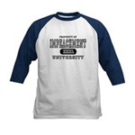 Impeachment University Kids Baseball Jersey