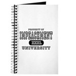Impeachment University Journal