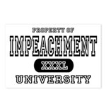 Impeachment University Postcards (Package of 8)