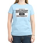 Impeachment University Women's Pink T-Shirt