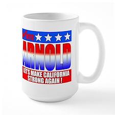 ARNOLD The GOVERNOR Mug