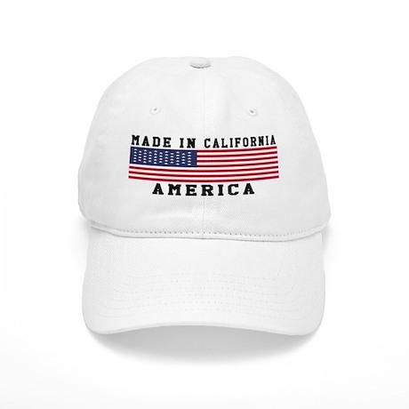 Made In California Cap