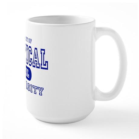 Political University Large Mug