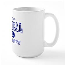 Political University Mug