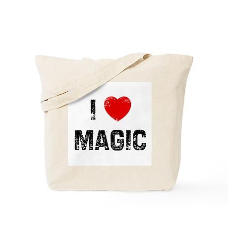 I * Magic Tote Bag