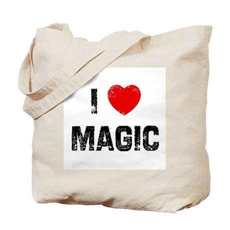I * Magic Tote Bag