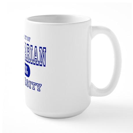 Libertarian University Large Mug