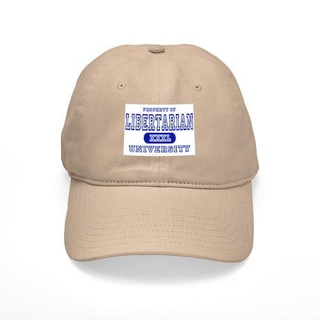 Libertarian University Cap