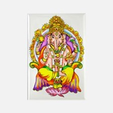 Ganesh Rectangle Magnet