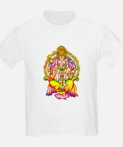 What Would Ganesh Do? Front/Back Kids T-Shirt