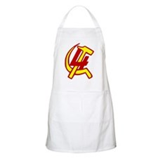 4th International Trotsky BBQ Apron