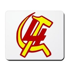 4th International Trotsky Mousepad