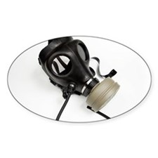 Gas mask - Decal