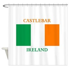 Castlebar Ireland Shower Curtain