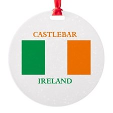 Castlebar Ireland Ornament