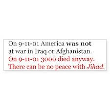 Peace Sticker?