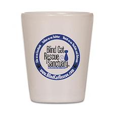 Support BCR Shot Glass