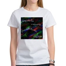 Play Skillfully with a Loud Noise T-Shirt