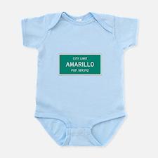 Amarillo, Texas City Limits Body Suit