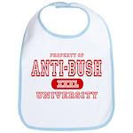 Anti-Bush University Bib