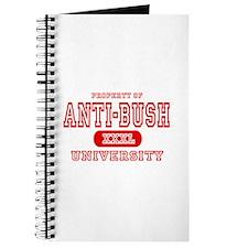 Anti-Bush University Journal