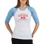 Anti-Bush University Jr. Raglan