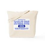 Impeach Bush University Tote Bag