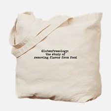 Glutenfreeology Tote Bag
