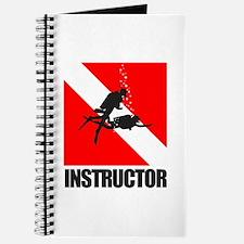 Dive Instructor (blk) Journal