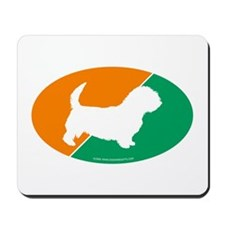 Ireland Flag Glen Mousepad