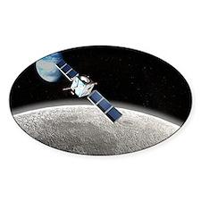 SMART-1 lunar spacecraft - Decal